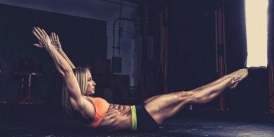 Exerciții pentru abdomene