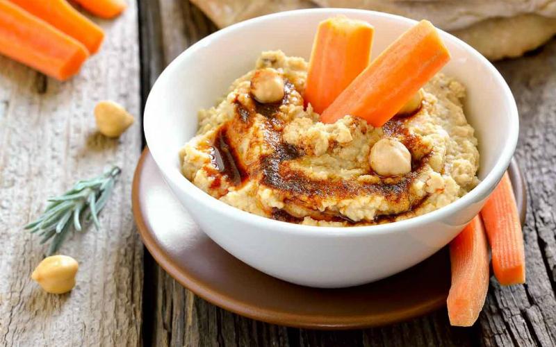 Morcov cu humus