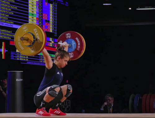 Video: Loredana Toma pregătiri pentru Campionatele Europene din martie