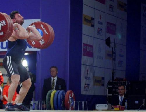 Răzvan Martin pregătiri pentru Campionatele Europene 2018!
