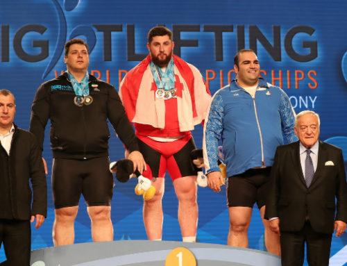 Video: Lasha Talakhadze VS Behdad Salimi (Campionatele Mondiale de Haltere)