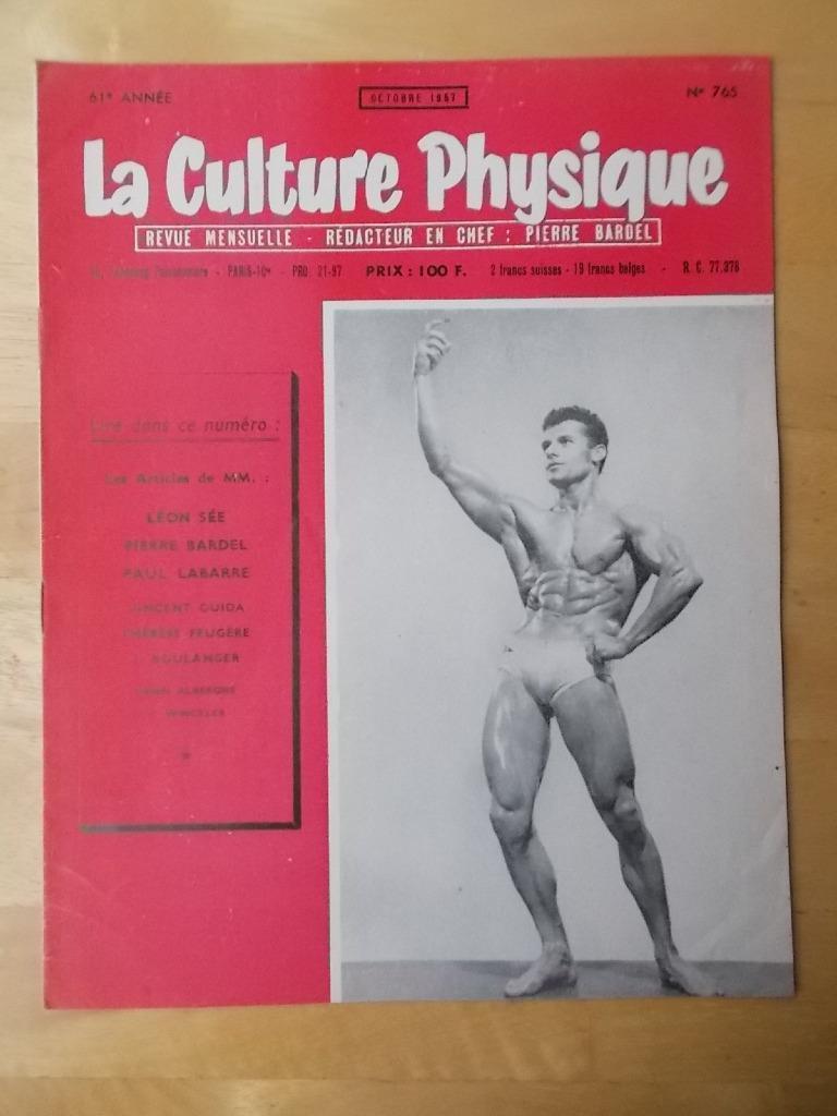 Exerciții pentru abdomene - Jean Louis