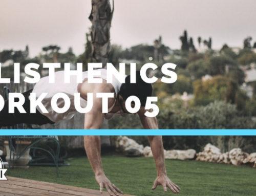 Program Calisthenics cu Andrei – Ziua 5 (VIDEO)