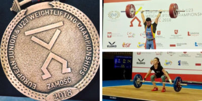 European Junior and U23 Weightlifting Championships
