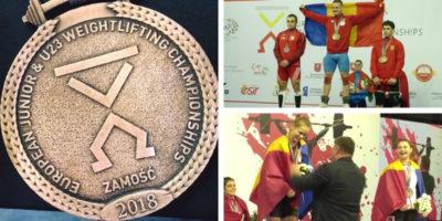 Campionatele Europene de Haltere