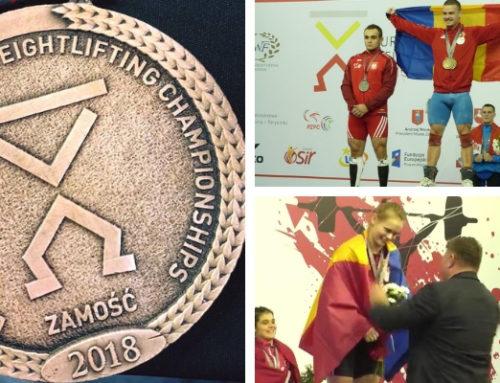 Sportivii Romani au cucerit alte 8 medalii la Europenele de Juniori.