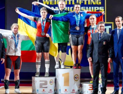 Romania a cucerit alte trei noi medalii la Europenele de Juniori si U23